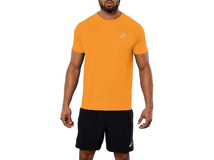 Alternative image view of SPORT RUN TOP, Fellow Yellow