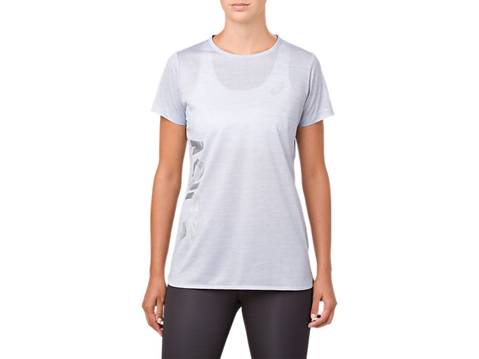 Alternative image view of Graphic Short Sleeve Top
