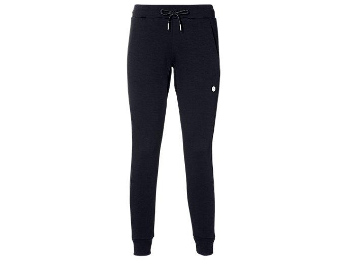 Women S Sweat Pant Performance Black Pantalones Asics Outlet