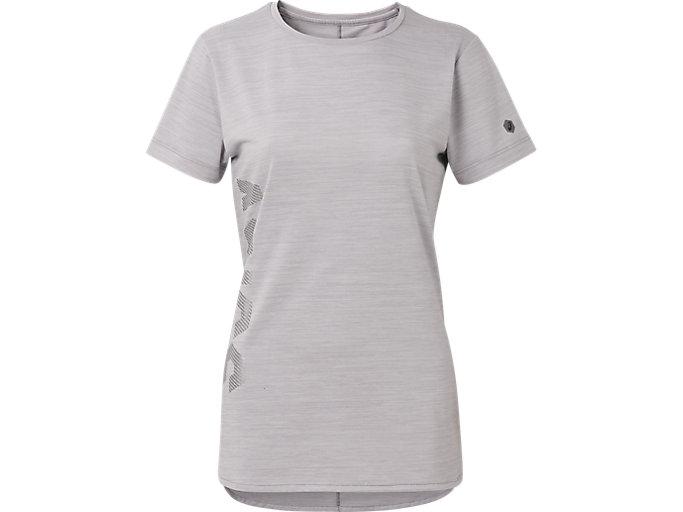 Alternative image view of 여성 트레이닝 그래픽 반팔 티셔츠