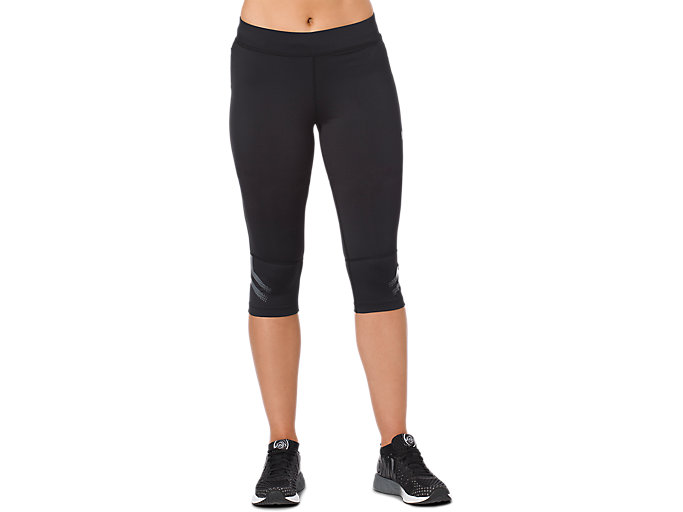 Alternative image view of ICON KNEE TIGHT, PERFORMANCE BLACK/CARBON