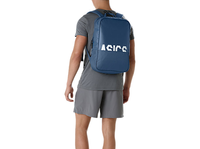 Alternative image view of TR CORE BACKPACK, DARK BLUE