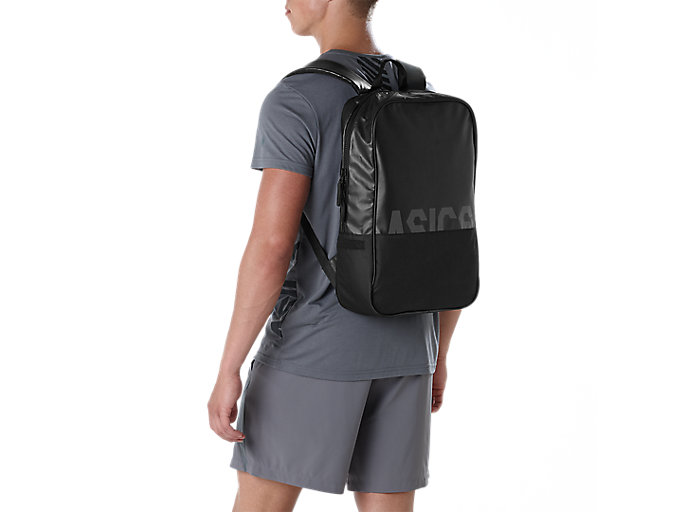 Alternative image view of TR CORE BACKPACK, PERFORMANCE BLACK