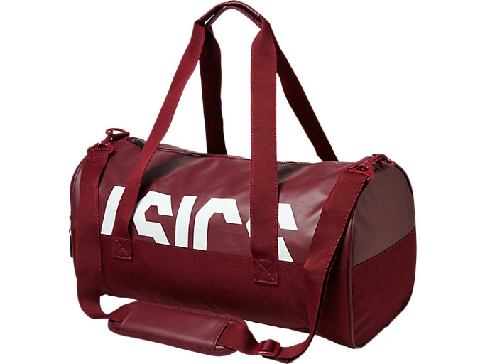 Front Top view of TR CORE HOLDALL M, CORDOVAN