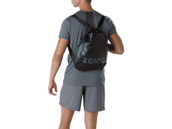 TR CORE GYMSACK PERFORMANCE BLACK