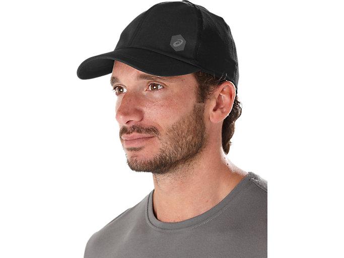 Alternative image view of ESSENTIAL CAP, PERFORMANCE BLACK