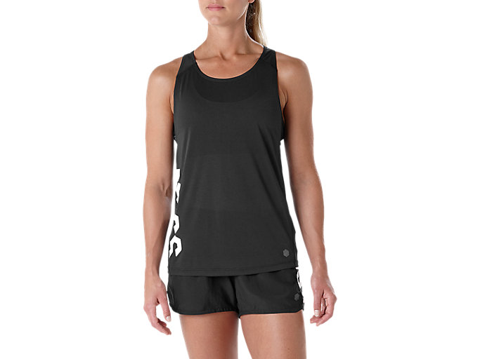 Alternative image view of LAYERING TANK TOP, PERFORMANCE BLACK
