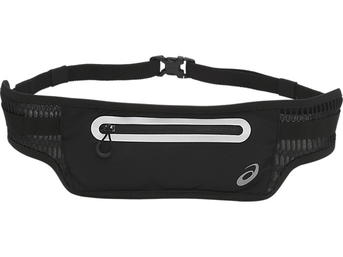 Alternative image view of WAIST POUCH L, SP PERFORMANCE BLACK