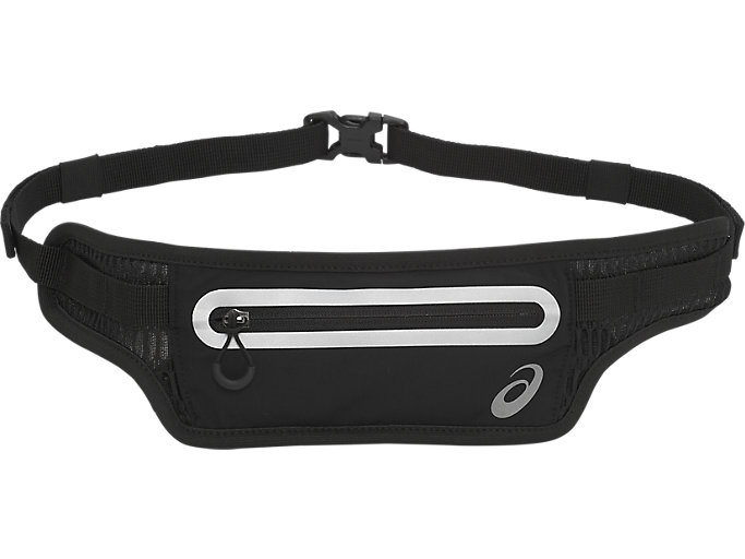 Alternative image view of WAIST POUCH M, SP PERFORMANCE BLACK