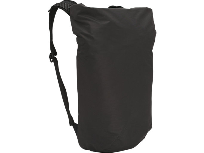 Front Top view of BACK PACK 20, DARK GREY