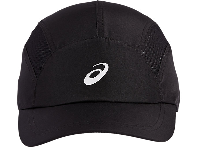Alternative image view of SPORT RUNNING CAP, PERFORMANCE BLACK