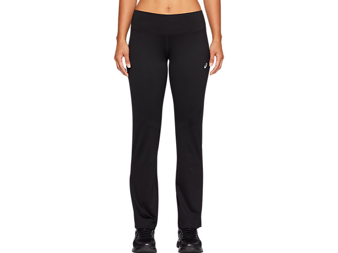Alternative image view of WORKOUT PANT, PERFORMANCE BLACK