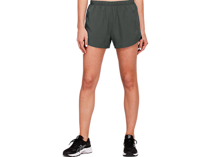 Alternative image view of SPORT 2 IN 1 SHORT, Dark Grey