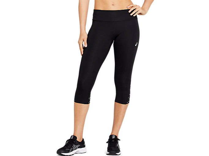 Alternative image view of SPORT RACE KNEE TIGHT, PERFORMANCE BLACK