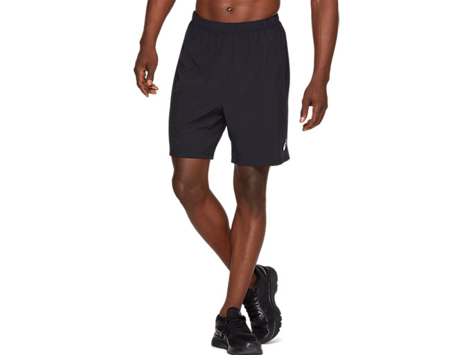 Alternative image view of SPORT 7INCH RUN SHORT, PERFORMANCE BLACK
