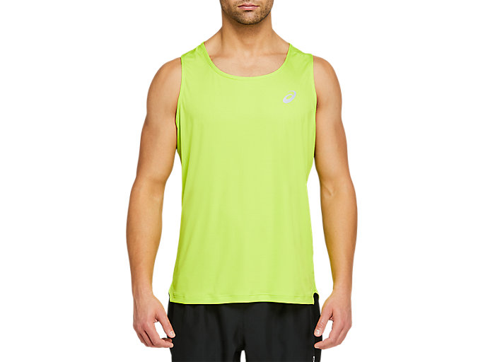 Alternative image view of SILVER SINGLET
