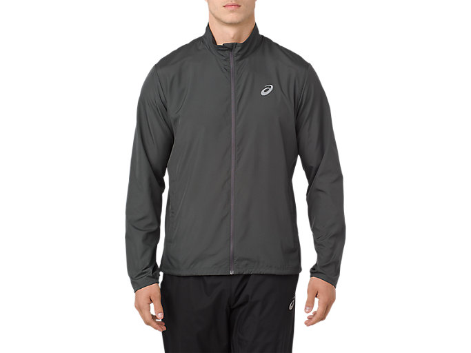 Alternative image view of SILVER JACKET, DARK GREY