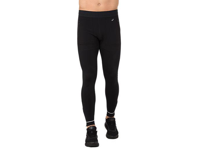 Men's SYSTEM TIGHT   PERFORMANCE BLACK   Tights & Leggings   ASICS