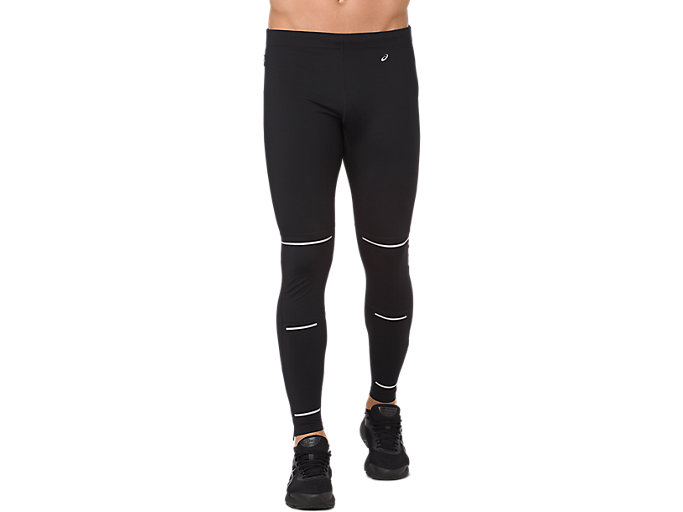 Alternative image view of Lite-Show Brushed Knit Tight