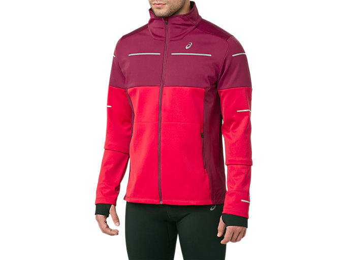 Front Top view of Lite-Show Winter Jacket