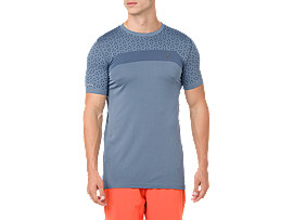 SEAMLESS SHORT SLEEVE TEXTURE
