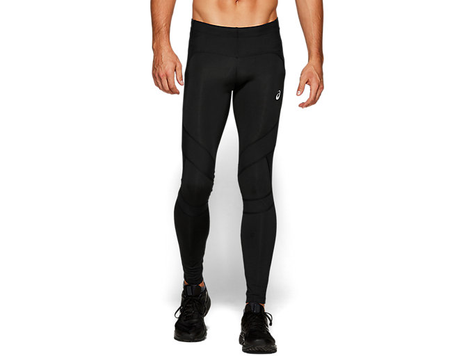Alternative image view of LEG BALANCE TIGHT 2, Performance Black