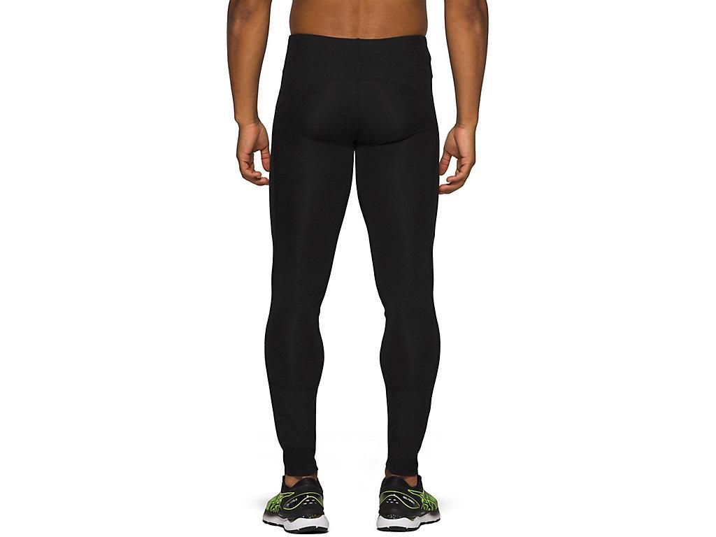 Men's LEG BALANCE 2 TIGHT   Performance Black   Leggings et ...