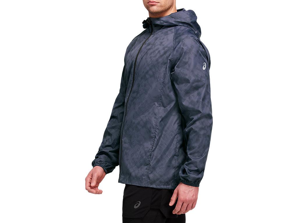 ASICS-Men-039-s-Packable-Jacket-Running-Apparel-2011A411 thumbnail 46
