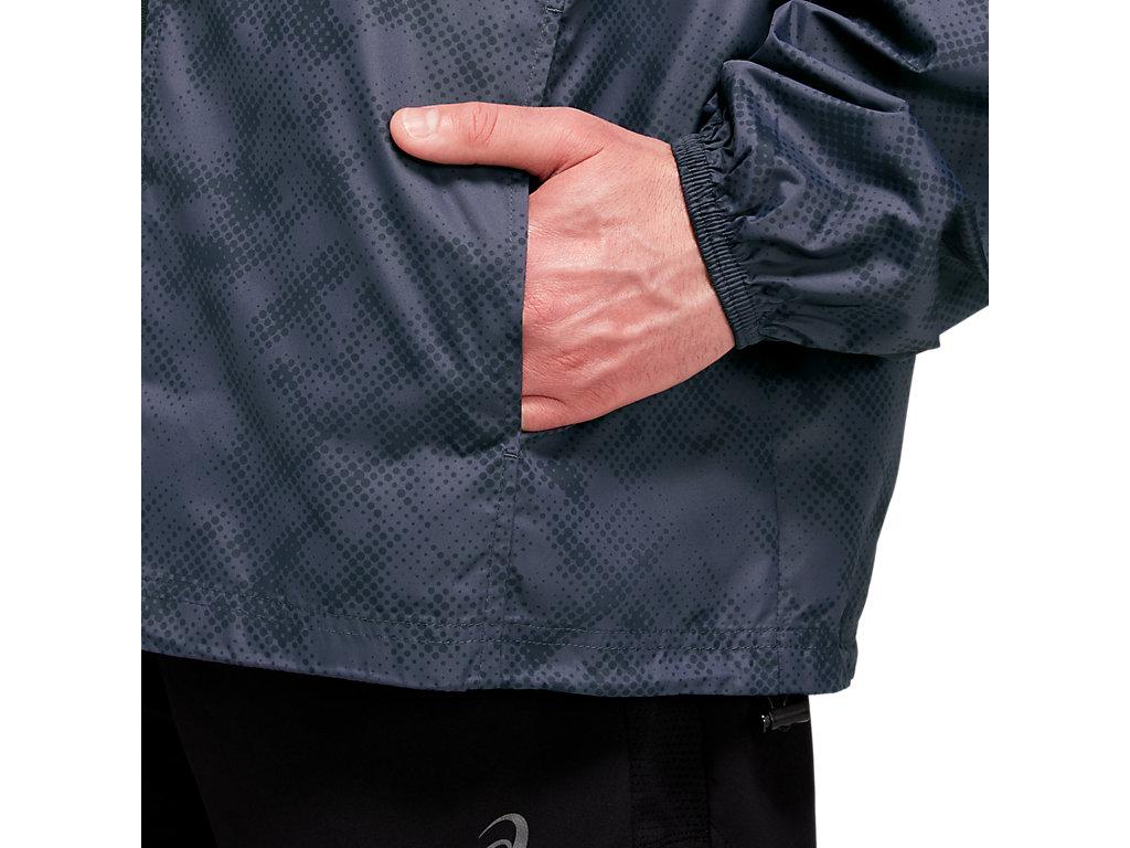 ASICS-Men-039-s-Packable-Jacket-Running-Apparel-2011A411 thumbnail 49