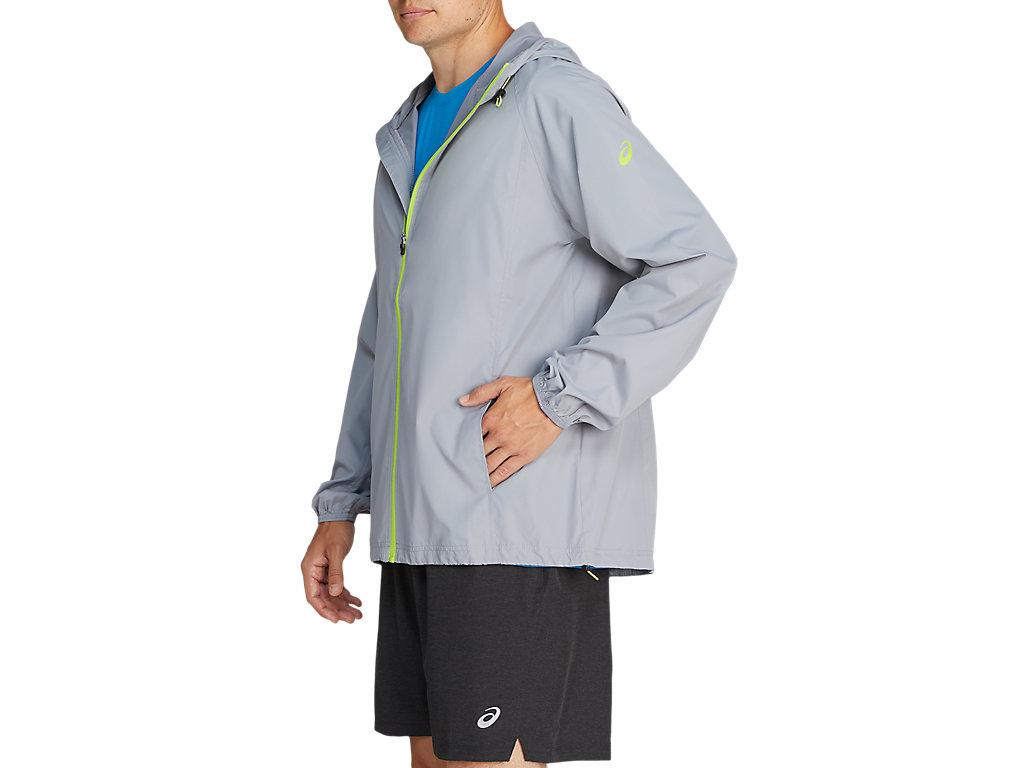 ASICS-Men-039-s-Packable-Jacket-Running-Apparel-2011A411 thumbnail 38