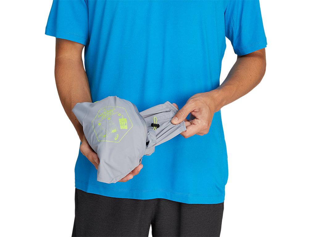 ASICS-Men-039-s-Packable-Jacket-Running-Apparel-2011A411 thumbnail 43