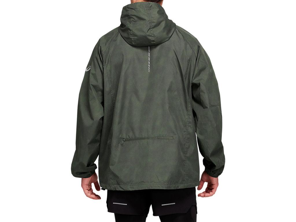ASICS-Men-039-s-Packable-Jacket-Running-Apparel-2011A411 thumbnail 25