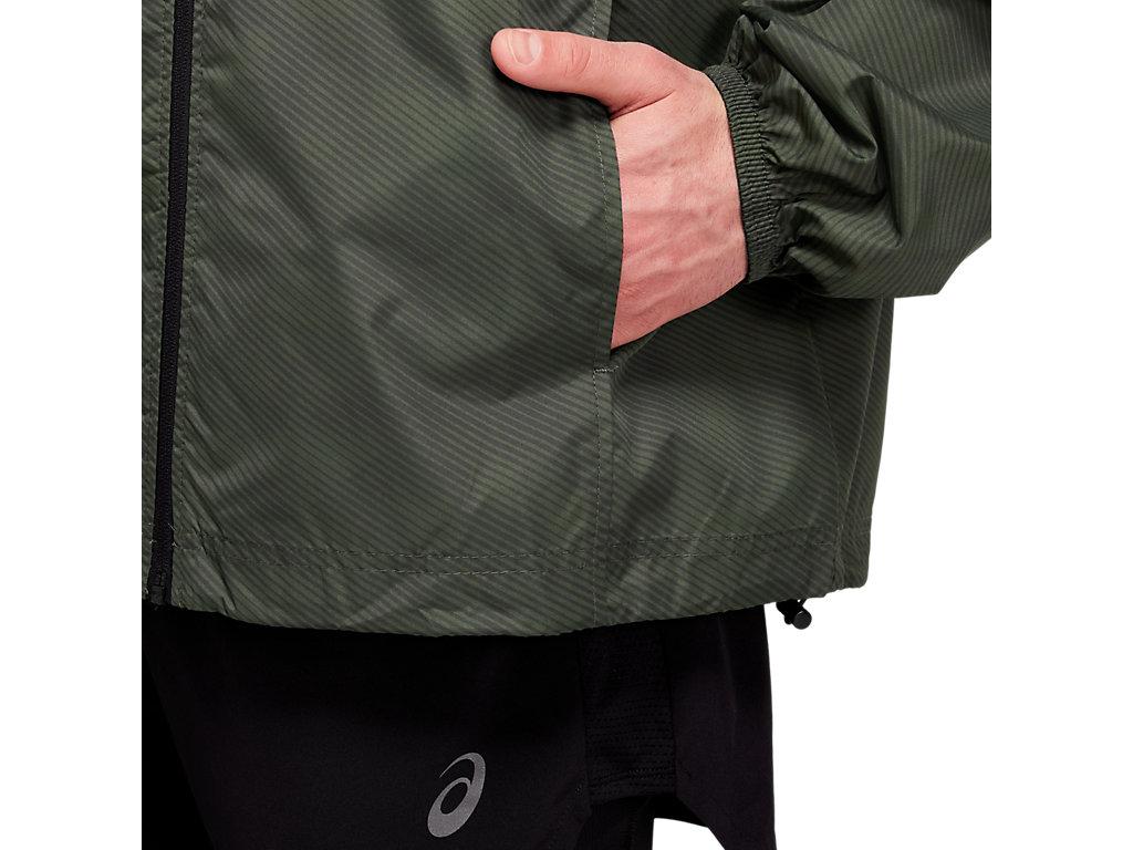 ASICS-Men-039-s-Packable-Jacket-Running-Apparel-2011A411 thumbnail 28