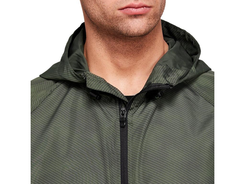 ASICS-Men-039-s-Packable-Jacket-Running-Apparel-2011A411 thumbnail 29