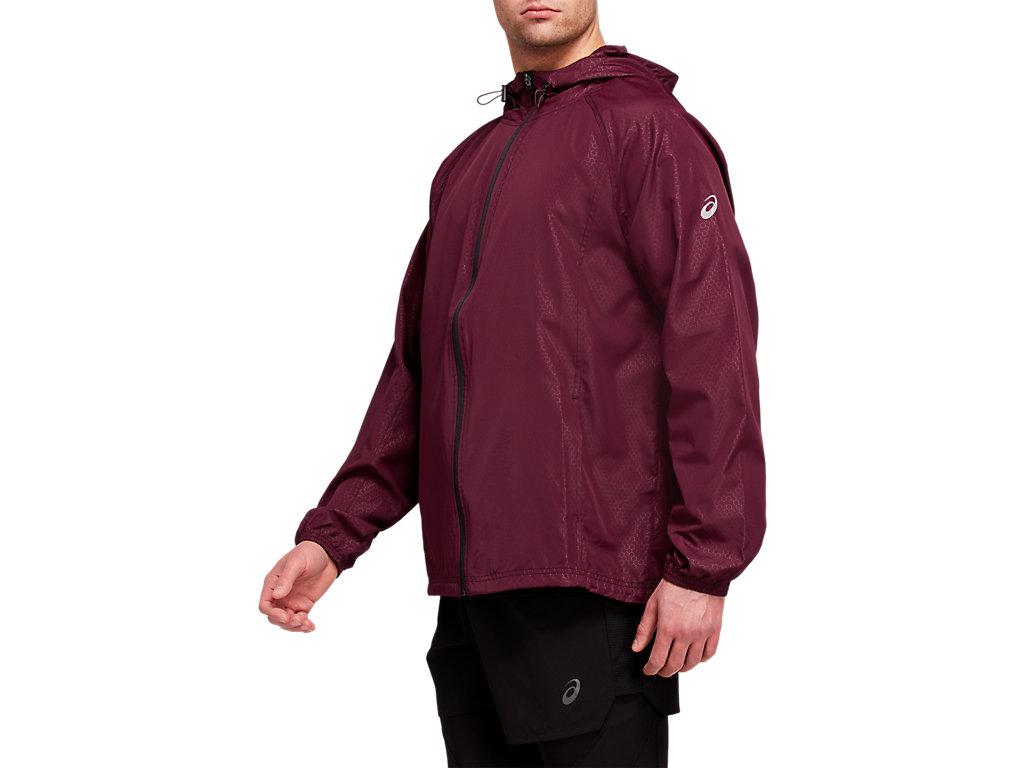 ASICS-Men-039-s-Packable-Jacket-Running-Apparel-2011A411 thumbnail 10