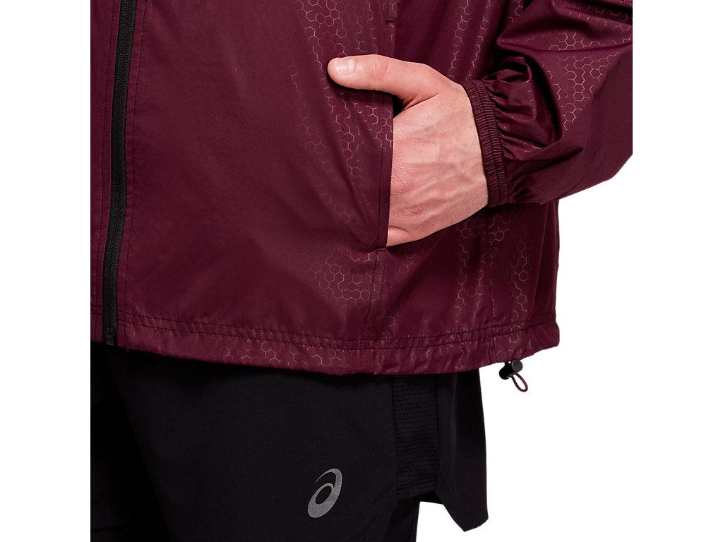 ASICS-Men-039-s-Packable-Jacket-Running-Apparel-2011A411 thumbnail 14