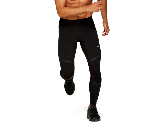 Alternative image view of METARUN WINTER TIGHT, PERFORMANCE BLACK