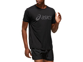 SILVER ASICS TOP
