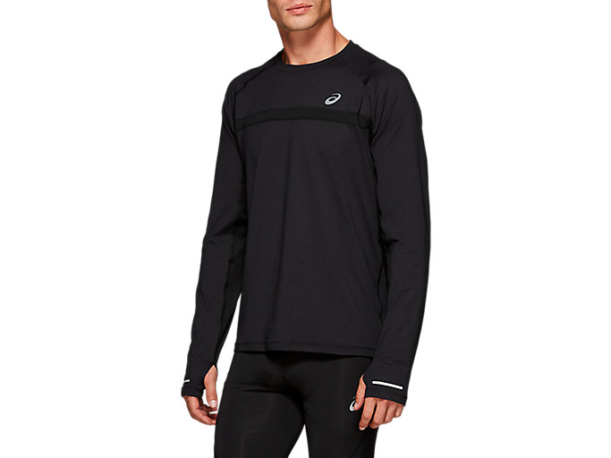 Alternative image view of THERMOPOLIS PLUS LS, PERFORMANCE BLACK