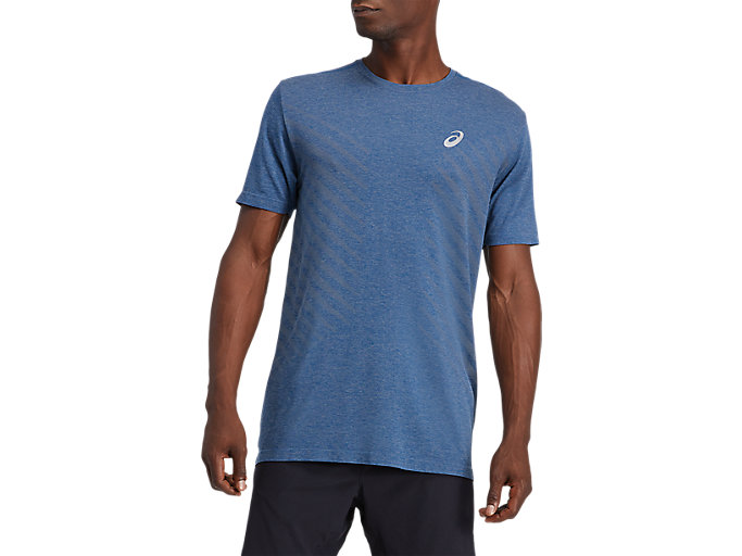 Alternative image view of SEAMLESS SS TOP, GRAND SHARK/METROPOLIS