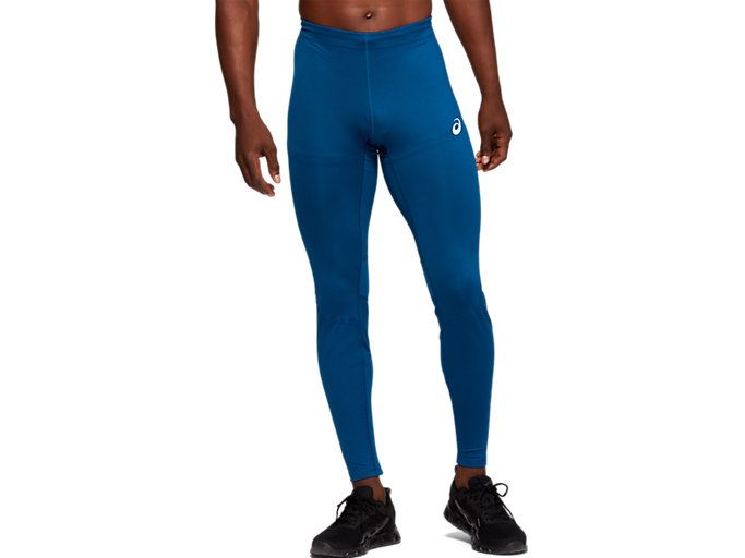 Front Top view of SPORT RUN TIGHT, MAKO BLUE