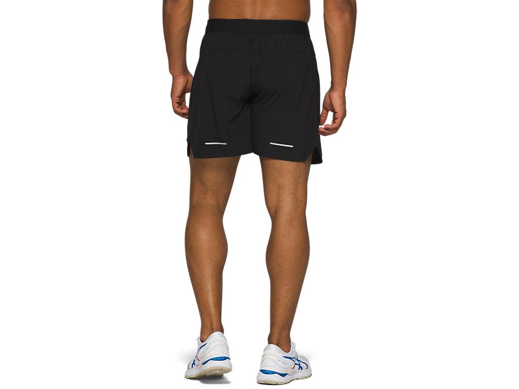Men's ROAD 7IN SHORT | PERFORMANCE BLACK | Shorts | ASICS