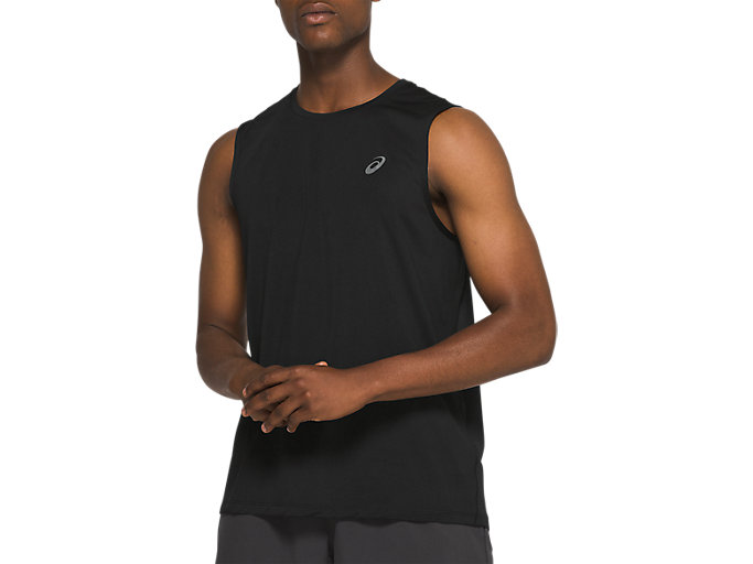 Alternative image view of RACE SINGLET