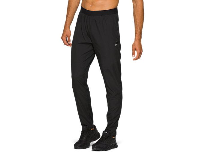 Men's RACE PANT | PERFORMANCE BLACK | Trousers | ASICS