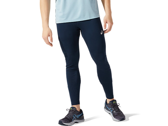 Alternative image view of RACE TIGHT, French Blue