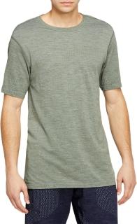 RCxA美麗諾無縫短袖T恤