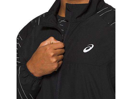 NIGHT TRACK JACKET NIGHT TRACK BLACK