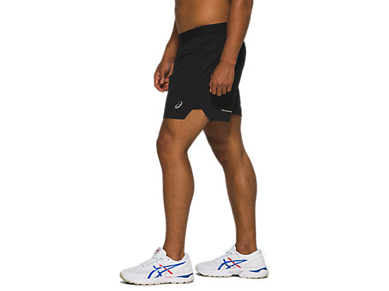 ROAD 7IN SHORT PERFORMANCE BLACK