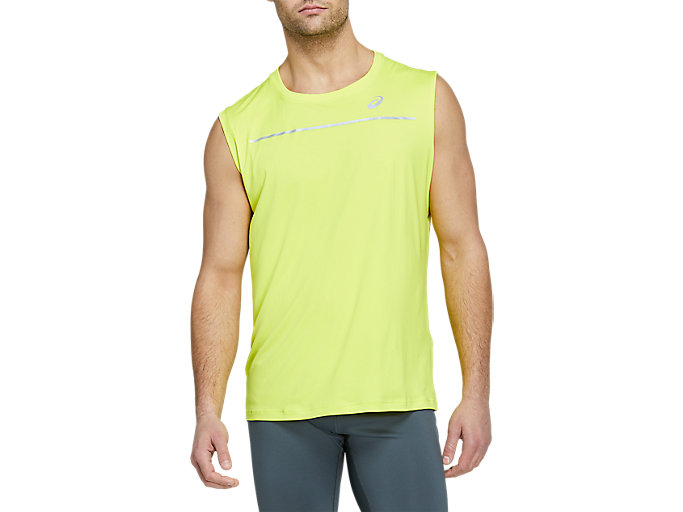 Alternative image view of LITE-SHOW SLEEVELESS, SOUR YUZU