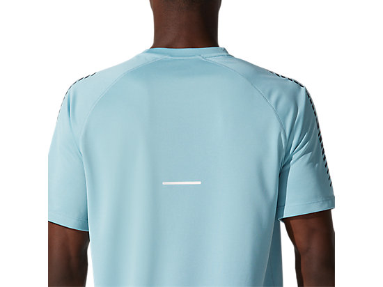 ICON SS TOP SMOKE BLUE/FRENCH BLUE